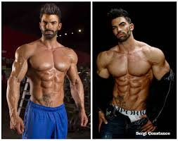 within very short time he achieved the le of the best fitness model people started following him because of his determination