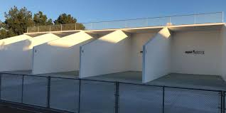 Renovations Complete Tournaments Now A Possibility For Randolph Handball Courts