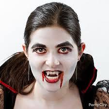 child vire makeup idea for