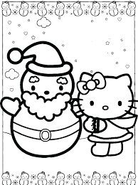 Kitty Coloring Free Printable Kitty Cat Coloring Pages