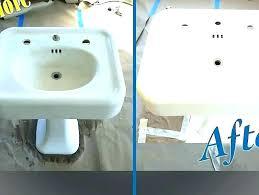 refinish porcelain sink sink enamel repair refinish sink sink refinishing bathtub sink refinishing porcelain sink repair kit sink refinishing refinish