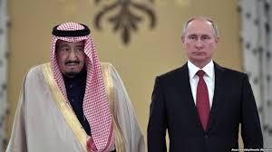 Картинки по запросу саудовский король и путин картинки
