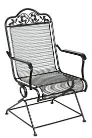 coil spring rocking chair perfect for
