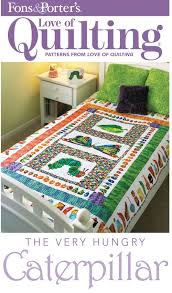 The Very Hungry Caterpillar Digital Quilt Pattern | Keepsake Quilting &  Adamdwight.com