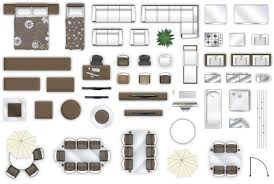 floor plan furniture png