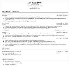 Resume Builders Resume Builder