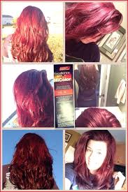 loreal hair color for dark hair only 421057 i made a quick collage my hair color outside and inside the hair