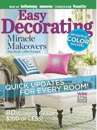 Small Picture Magazines for home decor Home decor