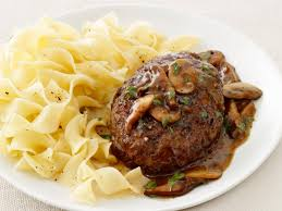 salisbury steak with mushrooms recipe