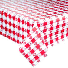 red tablecloths in bulk bulk disposable tablecloths red gingham disposable paper tablecloths rolls plastic table gingham