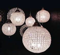 amazing crystal ball chandelier luxury round crystal ball hanging