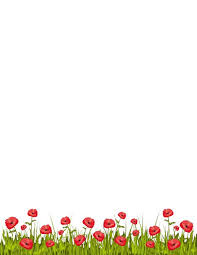 Small Picture Printable four leaf clover border Free GIF JPG PDF and PNG