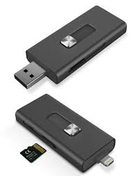 ksix made for iphone imemory extension micro sd reader lightning usb for iphone 5 5s 6