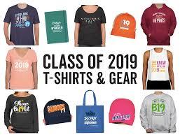 Fun Class Of 2019 T Shirts Gear Custom Ink