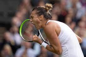 Aryna Sabalenka Reaches 1st Grand Slam ...