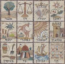 12 Tribes Of Israel Month Chart What Are The 12 Tribes Of Israel Find Out Now Logostalk