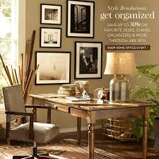 pottery barn home office. pottery barn office idea for him i like the vintage photos home l
