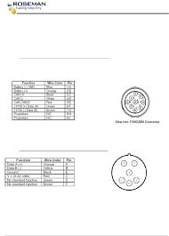 car data logger users manual roseman engineering
