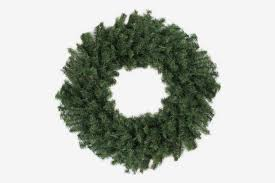 darice 24 inch canadian pine artificial wreath