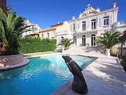 magnifique villa en plein centre ville de cannes proche mer