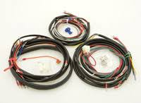 motorcycle wiring harness kits j p cycles bruce linsday company complete wiring harness kit