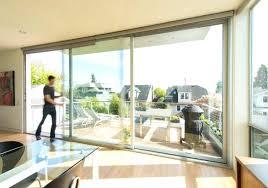 sliding glass door large doors in marvelous home for design 1