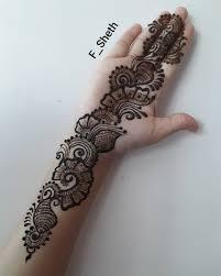 Front Hand Mehndi Design Simple Latest Arabic Mehndi Design For Front Hand K4 Fashion
