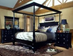 antique black bedroom furniture. Unique Black Black Canopy Bed Queen Size Vineyard King Antique  Bedroom Furniture For F