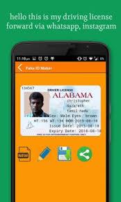 2 Kartı Maker Kimlik Indir Android 1 Aptoide Apk Için -