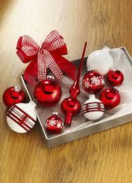 Weihnachtsbaumkugeln Set