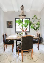 dining room redesign office space nanny. spanish house emily henderson fiddle leaf fig tree in a dining room redesign office space nanny