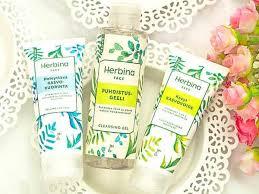 Herbina: <b>очищающий</b> гель, легкий крем, <b>крем</b>-<b>пилинг для</b> лица ...