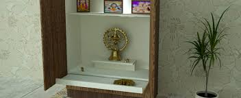 Small Picture Pooja Room Interior Designers in Chennai HomeLane