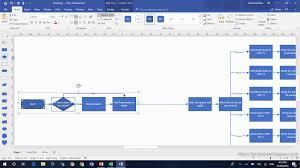 Microsoft Visio Creating Data Driven Process Mapping Flowcharts Using