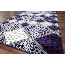 dark purple area rug rugs good round rugs dining room rugs on gray and purple area