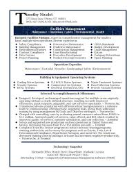 Maintenance Supervisor Resume Sample Adorable New Professional Resume Samples By Julie Walraven Cmrw Supervisor