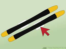 How To Size Cross Country Skis 11 Steps With Pictures
