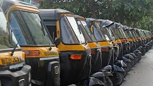 Cost of living in Thane: Auto Rickshaw