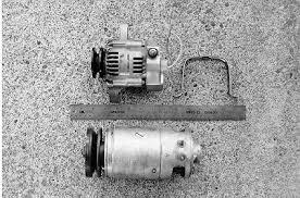 type iii generator to alternator conversion image 1