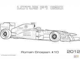 25 Zoeken Formule 1 Auto Tekening Kleurplaat Mandala Kleurplaat