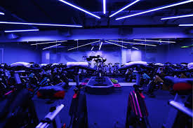 Best Gym Lighting The Craziest Sweatiest Funnest Classes And The Ones