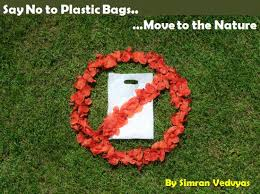 how to reduce the use of plastic bags winners competiton say no to plastic bags move to the nature by simran