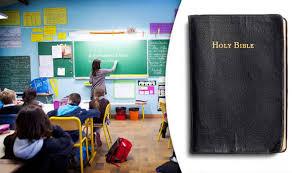 Primary School Teacher Suspended For Teaching Children The Bible