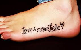 Tattoo Quotes About Love Enchanting 48 Inspirational Saying Lettering And Quotes Tattoos