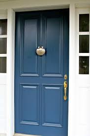capecod front door marine blue