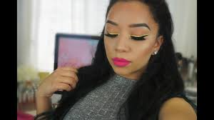 bright spring makeup look easy and simple makeup tutorial