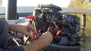 No spark? How to test CDI <b>ignition</b> on an outboard motor - YouTube