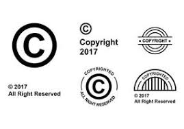 All Rights Reserved Symbol Registered Trademark Free Vector Art 11 967 Free Downloads