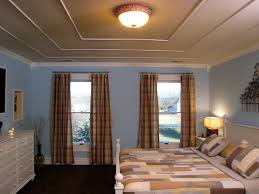 How To Decorate A Tray Ceiling How To Create A FauxTiered Ceiling HGTV 32
