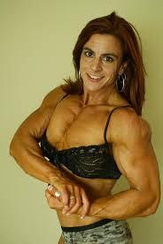 Christina Rhodes | Beautiful Muscle Girls
